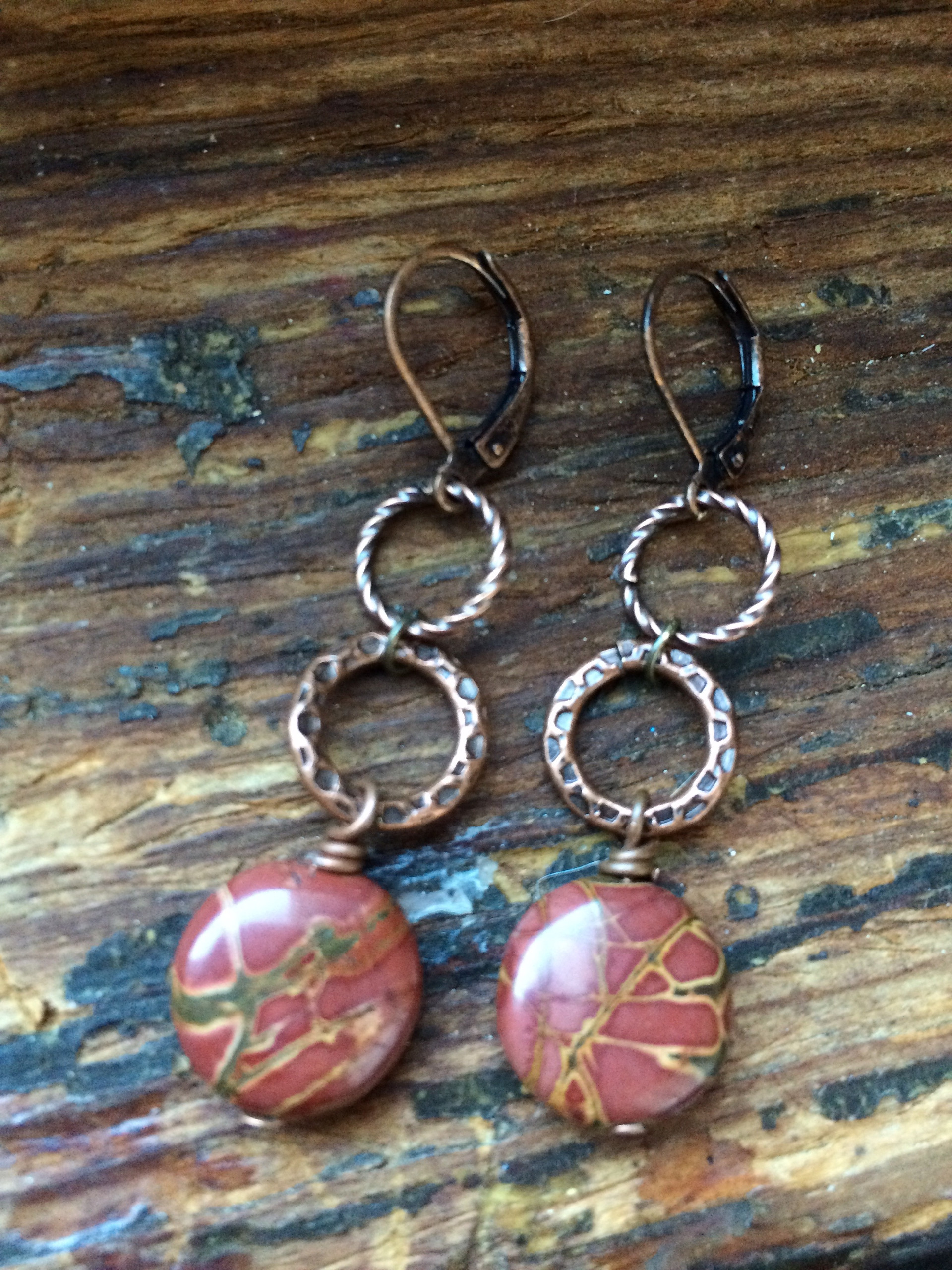 Grounded Goddess Earrings