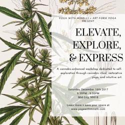 Elevate, Explore, Express
