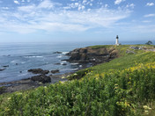 6/11/19 to 6/18/19 Premier RV Resort, Lincoln City OR (Yaquina Head to Cape Meares); Our 100th Campg