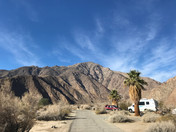 12/4/18 to 12/12/18 Anza-Borrego Desert State Park