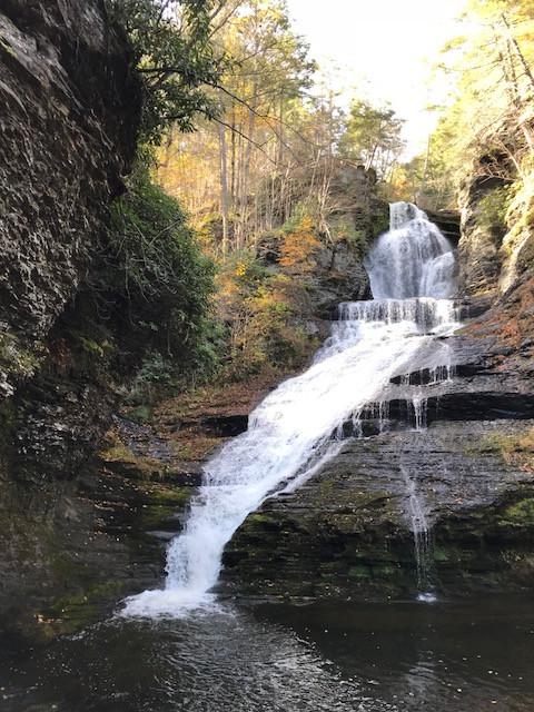 Wingman Falls