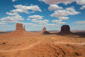 9/16/18 to 9/18/18 Monument Valley KOA; Monument Valley, UT Valley of the Gods; The Goosenecks