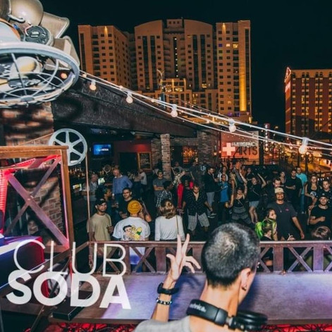 Club Soda Rooftop