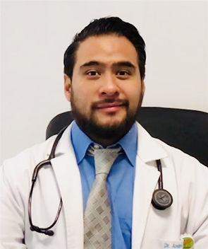 Dr. Andrés León Suárez