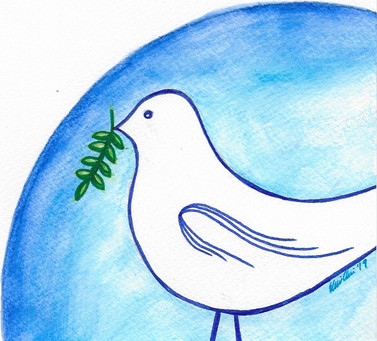 Dove for Peace