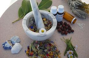Phyto-, homöopathische und pflanzlich Heilmittel