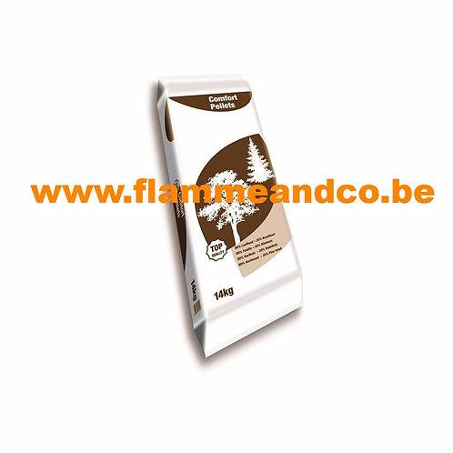 Comfort pellet (80%feuillus - 20%Résineux)
