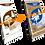 Thumbnail: Confort pellet sac de 10Kg (80%feuillus-20%résineux)