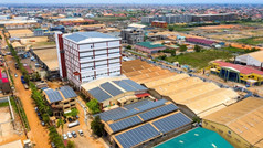 Empower New Energy has started its commercial operation in Ghana
