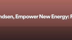 Terje Osmundsen, Empower New Energy: Fornybarsatsing i Afrika
