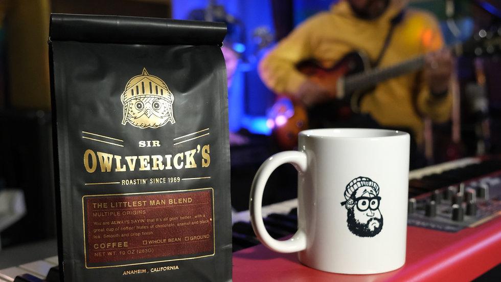 The Littlest Man Blend (Includes Coffee Mug)