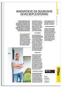 Gevelpro Bouw Magazine