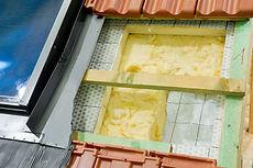 Travaux de toiture, Luffin, isolation