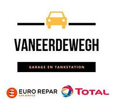 Logo garage Vaneerdewegh