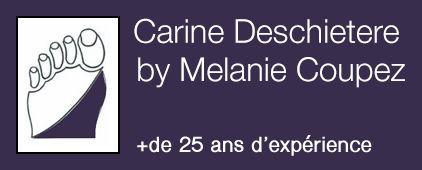 Carine Deschietere by Melanie Coupez