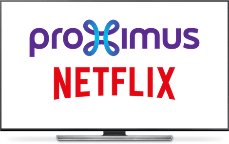 Proximus - Netflix