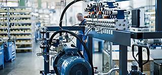 Hydraulische componenten - Industriële hydraulica