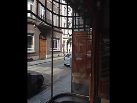 Remplacement de vitres par la vitrerie de Charleroi Jumet