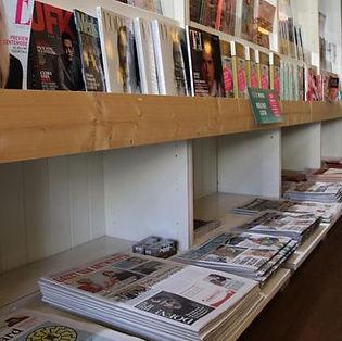 Kranten en magazines