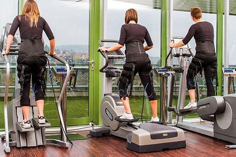 E-Fit Cardio training