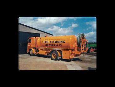 vrachtwagen+LDL+cleaning