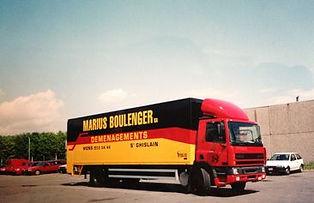Garde-meuble à Mons | Marius Boulenger service déménagement