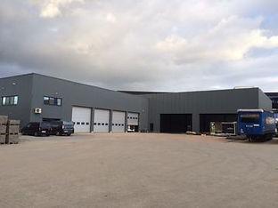 Gebouw Truck & Trailer Richt Service Houthalen