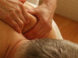 Nek-schouder massage