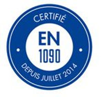 Certifié en 1090