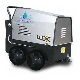 Hogedrukreiniger warm water LUX RVS