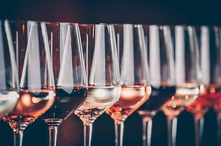 wijnen en bubbels