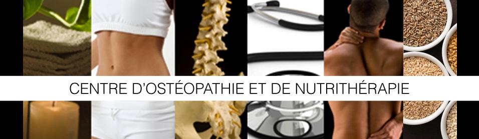 Centre d'Ostéopathie