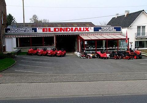 magasin Blondiaux Ets