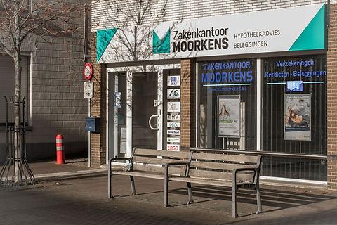 Zakenkantoor Moorkens