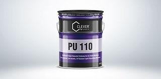 Waterdichting: Clever pu base 110