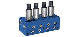 Hydraulische componenten - Compact-hydraulica