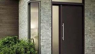 Pvc deuren: Zendow#neo - Deceuninck