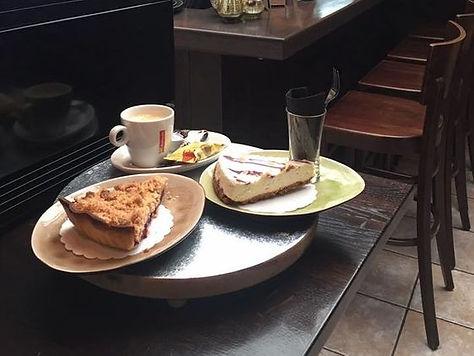 taart & gebak bij Jenny's Foods & Drinks