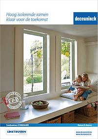 PVC Ramen Brochure - Standaard