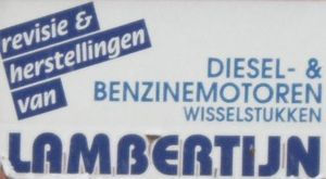 Motorenrevisie Lambertijn