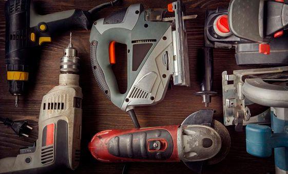 Create and Repair herstelling van handgereedschap & -machines