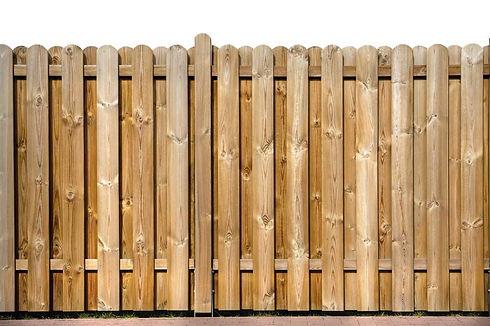 Mooie houten schutting geplaatst door Karweiwerken MDW