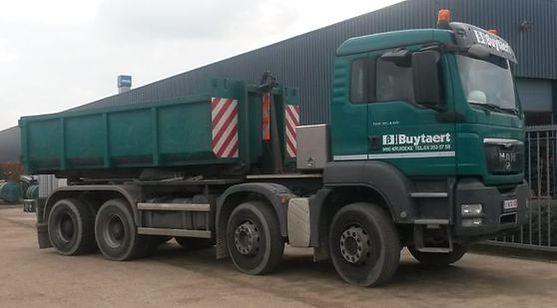 vrachtwagen Buytaert