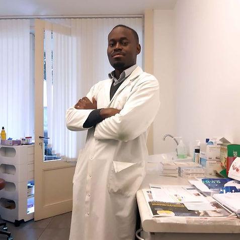 Docteur Kiese Mavuba Joël à Ixelles