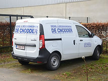 Beletteren caddy De Cnodder Herentals