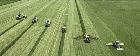 industrie en landbouw