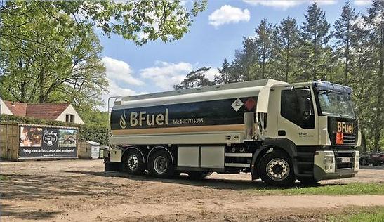 vrachtwagen mazout leveren Lommel - Limburg