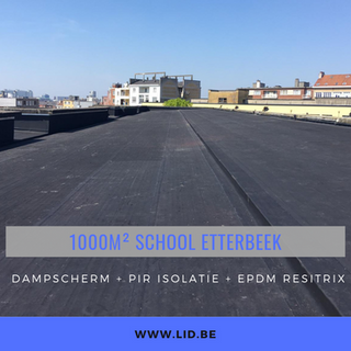 1000m2 School te Etterbeek