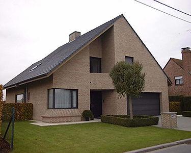realisatie woningbouw in Kortrijk