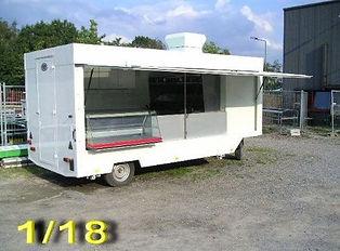 Frituurwagen 5m huren